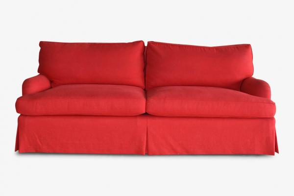 Sofa Lava Red